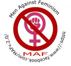 MEN AGAINST FEMINISM